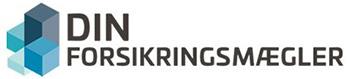 Din Forsikringsmægler logo